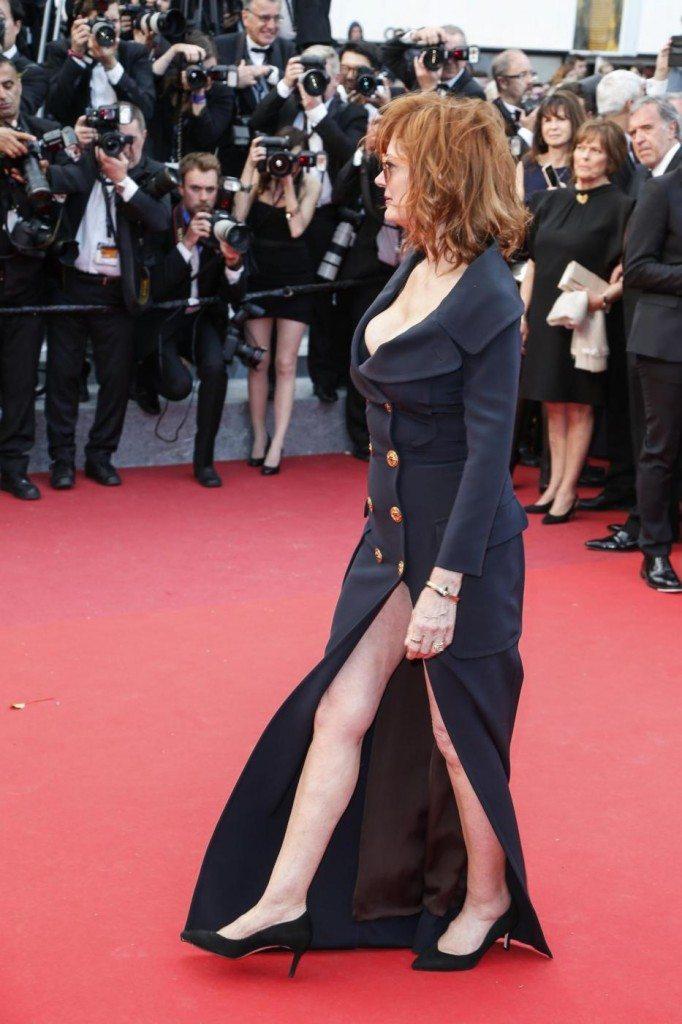 Red carpet del secondo giorno del festival di Cannes