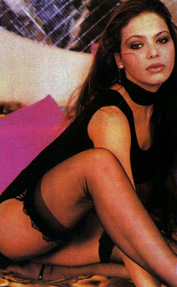 Ornella Muti, sfogliando l'album dei ricordi negli scatti di Bruno Oliviero