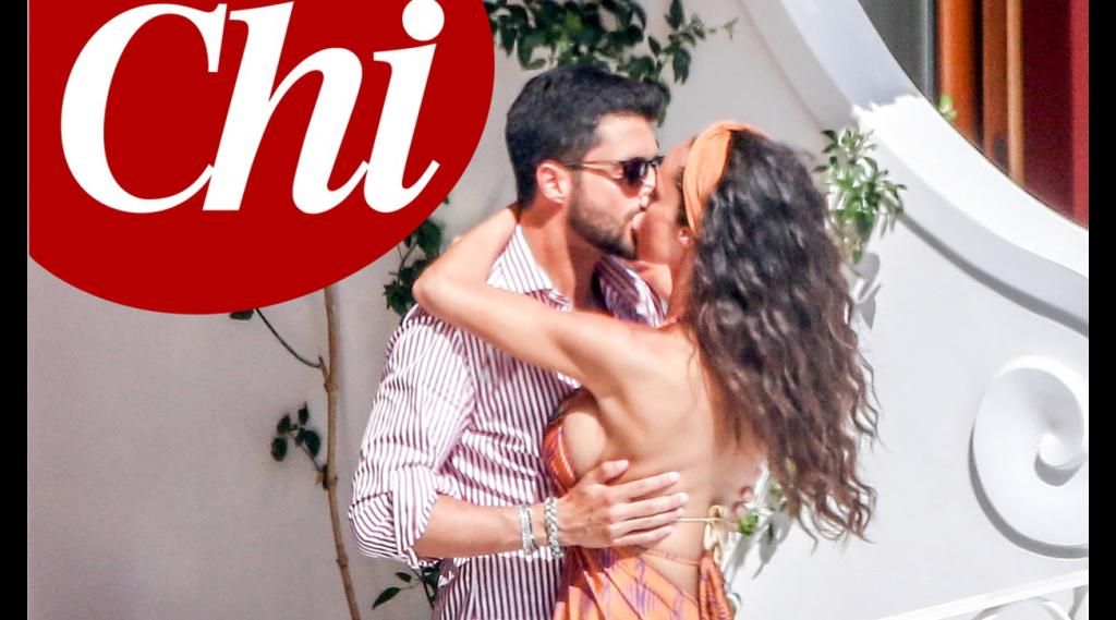 Raffaella Fico con il nuovo fidanzato: chi è Giulio Fantini, un amore