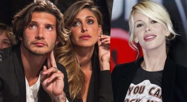 «Belen Rodriguez, la reazione?», Stefano de Martino e il finto flirt con Marcuzzi: la bomba scoppia